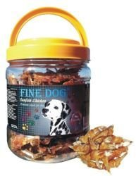 RA FINE DOG SUNFISH CHICKEN 400G