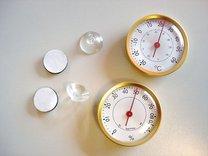 Hydrometr+termometr set terarijní