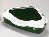 WC roh.vik+klip JAMBO zelen