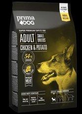 Prima Dog 1,5kg adult kuře+brambol mal.plemena