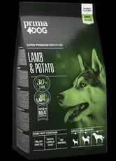 Prima Dog 12kg adult  jehně+brambor