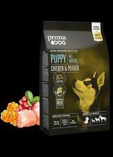 Prima Dog 10kg puppy kuře+brambor
