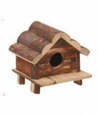 FLAMINGO Domek dřev.křeček-šik.střec
