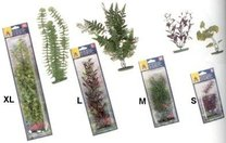 Akvarijní rostliny L