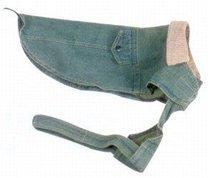 Obleček pro psy jeans 26cm BERLIN