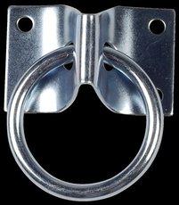 H Kroužek pozinkovaný 5x5cm