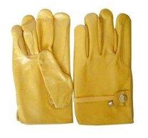 H Westernové rukavice-L