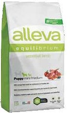 Alleva Equilibrium sensitive puppy mini/medium jehně 2kg