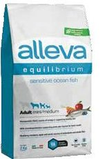 Alleva Equilibrium sensitive adult mini/medium mořské ryby 2kg