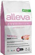 Alleva Equilibrium sensitive adult all breeds vepřové 2kg