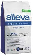Alleva Equilibrium weight control mini/medium 2kg
