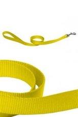 Nylonové vodítko 1x120cm-žluté