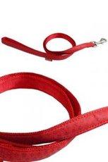 Vod.nyl.reflex 1,5cm x 120cm-červené