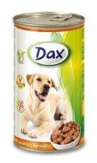 Dax pro psy drůbeží kousky 1240g