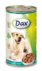Dax pro psy kousky se zvěřinou 1240g