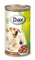 Dax pro psy játrové kousky 1240g