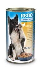 Reno pro psy-kuřecí kousky 1240g