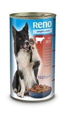 Reno pro psy-hovězí kousky 1240g