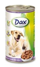 Dax pro psy jehněčí kousky 1240g