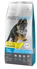 Nutrilove pes granule JUNIOR L fresh kuře 12kg