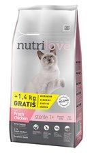 Nutrilove kočka granule STERILE fresh kuře 7kg