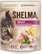 SHELMA gran.kočka 750g kuřecí